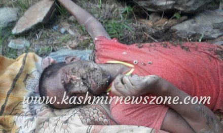 Unidentified Decomposed dead body recovered in Ganderbal