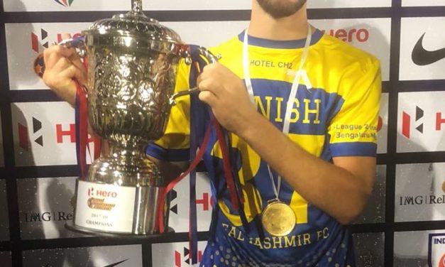 Danish Farooq: Kashmir's next star footballer in the making