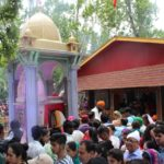 Quietly and safely Mela Kheer Bhawnai Celebrated in Tulmulla Ganderbal