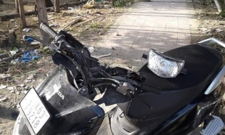 Two persons injured as scooty collides with Sumo in Handwara Outskirts
