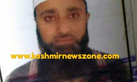 43-year-old missing man found dead In Chanduna Ganderbal