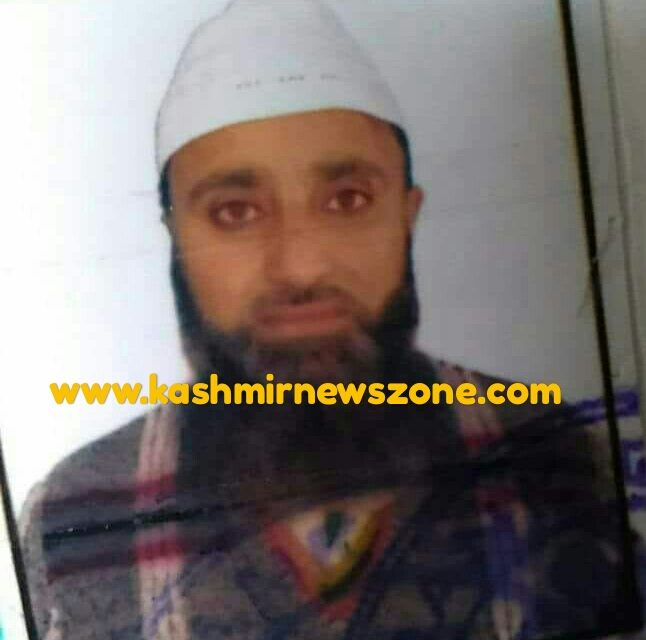 43-year-old missing man found dead In Chanduna Ganderbal
