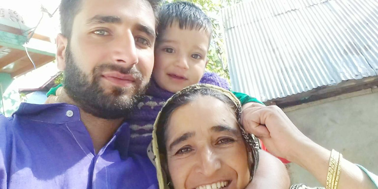 Mother of Kashmir Reader Ganderbal Correspondent hospitalized, GJA appeals for prayers