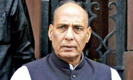 Normalcy, peace will help realise dream of prosperous Jammu and Kashmir: Rajnath Singh