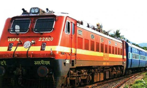 Train service in south Kashmir resumes