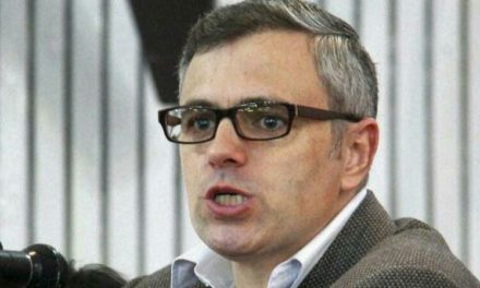 Omar strongly refutes reports of any tie up with BJP for government formation