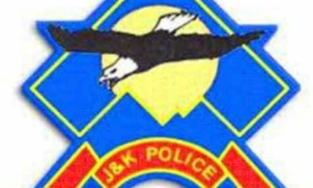 J&K Police devises strategy for cops visiting families