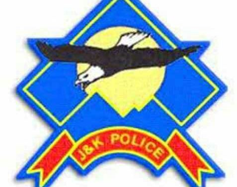 Police files FIR after Panchayat Ghar gutted in fire at Tral