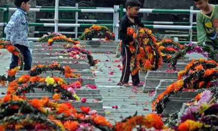 NC pays glowing tributes to July 13 Martyrs