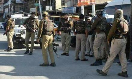 Kashmir police to go hi-tech, don uniform with body cameras