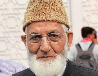 Narinder Modi's remarks on Kashmir issue mere Drama: Geelani