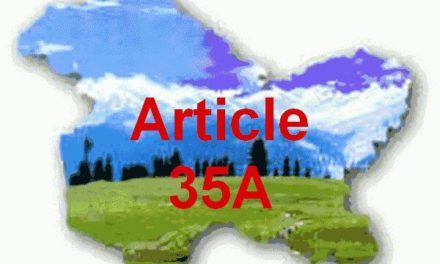 Article 35-A: Protest continues in Srinagar