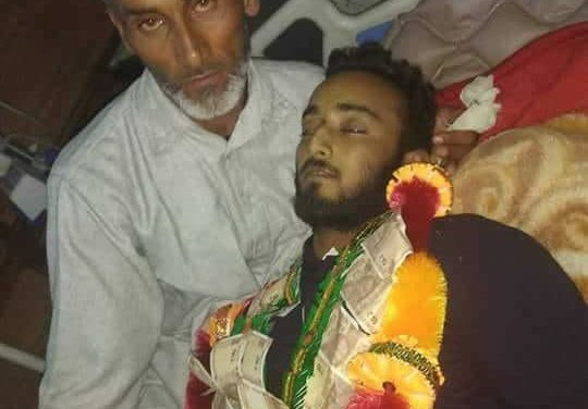 Injured in BSF firing, Sopore youth succumbs after battling for 15-days