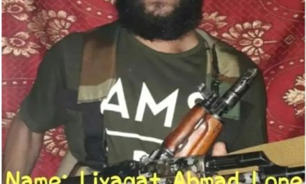 Missing Sopore youth joined militant ranks, picture goes viral