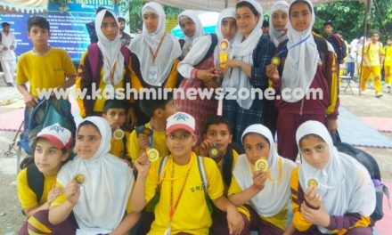 Ganderbal Karate Championship concludes successfully