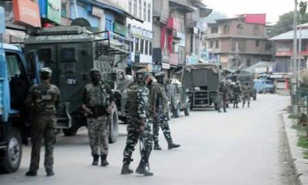Encounter breaks out in Anantnag, Internet snapped, train services suspended