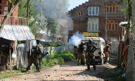 Two militants killed in Anantnag Gunfight