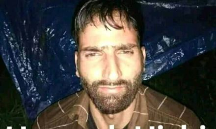 SPO abducted in Tral, family urges militants to release him for Allah's sake