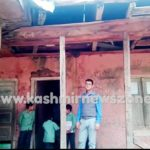 Poor school infrastructure effects education of hundreds of students in kulgam village