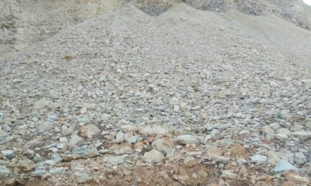 Unabated illegal mining continues in Ganderbal ,Authorities in Slumber