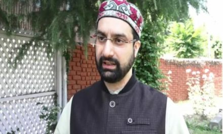 Article 35-A : Mirwaiz Put Under House Arrest In Srinagar