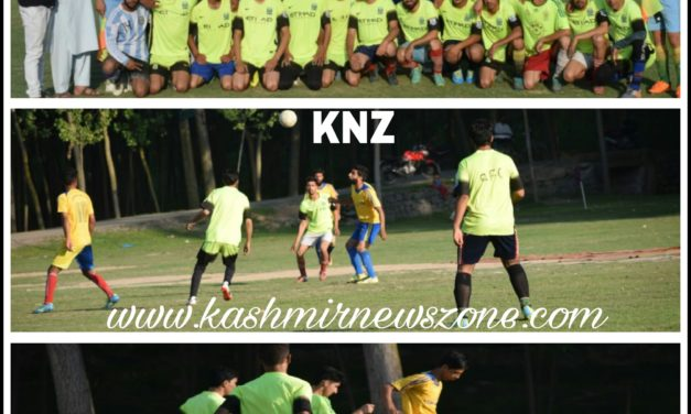 Meeran Sports Football Tournament 2018, Batwina Ganderbal
