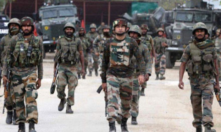 Search operation launched in Kandi forests amid firing