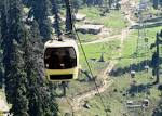 """After necessary maintenance, Gulmarg Gondola Phase 1 thrown open for tourists,  """"Visitors happy, enjoy ride"""