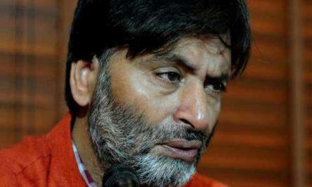 Police raids Yasin Malik's residence: JKLF