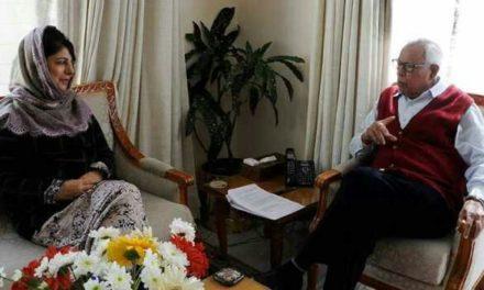 Former CM meets Governor