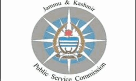 JKPSC: today announced that J&K Combined Competitive (Preliminary) Examination-2018 shall be conducted on 2 September 2018