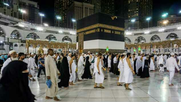After completing all necessary formalities, two Kashmiri Hajj pilgrims die in Mecca