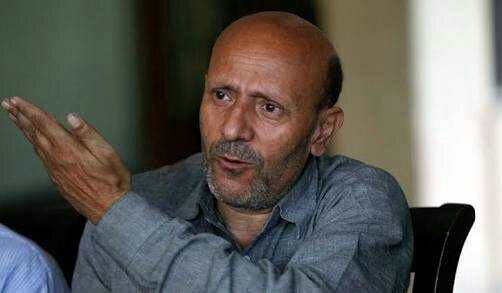 Governor's contradicting statements expose New Delhi's confusion:Er Rasheed