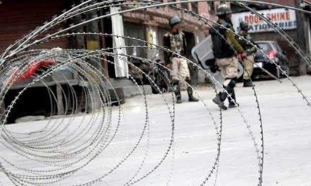 Restrictions imposed in Srinagar areas