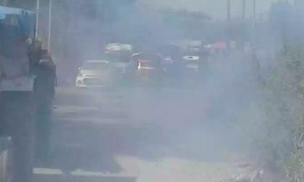 Protests erupt in Anantnag after forces allegedly thrash cab driver