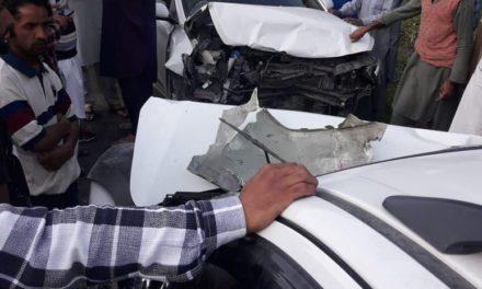 Road Accident in Kokernag,Anantnag 8 injured