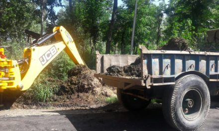 Cleanliness drive launched in Kulgam under swach bharat mission