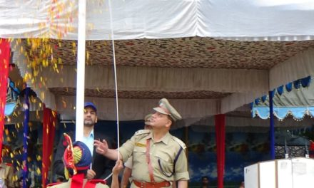 Full dress rehearsal for Independence Day held at Ganderbal