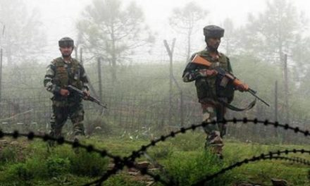 Infiltration bid foiled in Nowshera sector, one armyman injured:Army