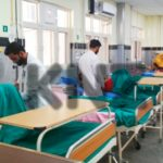 Contaminated water in Ganderbal Villages: 200 fall ill, Dozens were hospitalized In District Hospital