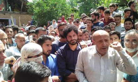Security agencies often fabricated stories to justify their acts of state terrorism: Er. Rasheed