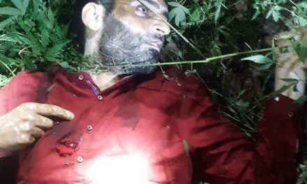 Bullet ridden body of a person found in Pulwama : Police