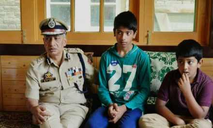 DGP visits Inspr Mohd Ashrafs family at Pulwama, 'Expresses heartfelt sympathies