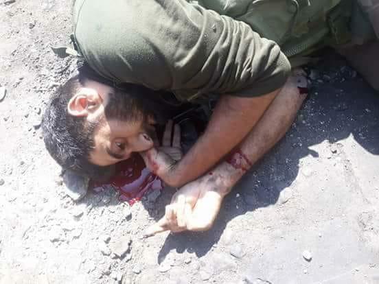 FLASH: TWO POLICE MAN SHOT DEAD IN SHOPIAN