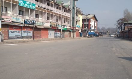Kashmir shuts on day of hearing on Article 35-A