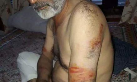 Cops thrash police officer's father in south Kashmir's Tral