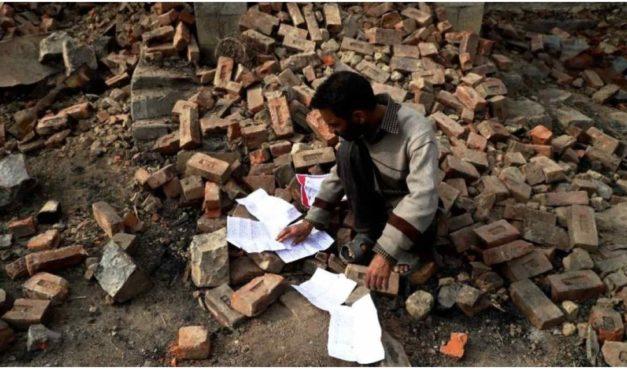 Destruction of House in Gunfight: Balhami awaits compensation