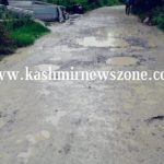 Two Years On Drainage System Still In Limbo Bus Service Suspended For Narkara Budgam.