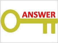 Kashmir University  Answer Keys of Entrance Test – 2018  Ehsaan Yousf