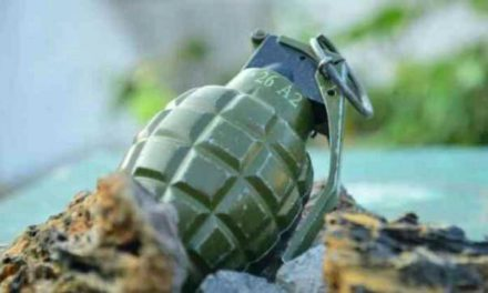 Flash : Suspected militants lob grenade on army bunker in Sopore